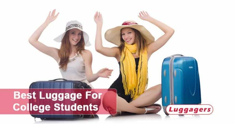 Best Luggage For College Students