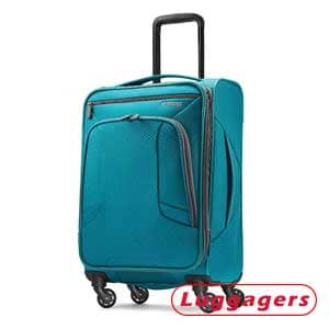 American Tourister 4 Kix Expandable with Spinner Wheels