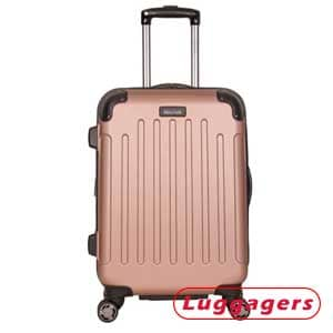 Kenneth Cole Reaction Renegade 20 inch ABS Expandable 8-Wheel Carry-On