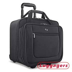 Solo New York Bryant Rolling Bag with Wheels