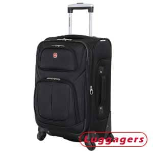 SwissGear Sion Softside Luggage with Spinner Wheels