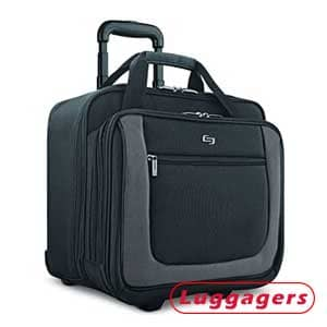Solo New York Bryant Rolling Bag