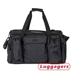 5.11 Tactical Customizable Police Patrol Duffle Bag – Best Overall
