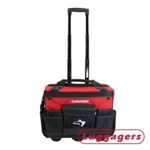 Husky GP-44316AN13 Rolling Tool Tote – Best Craftsmanship and Design
