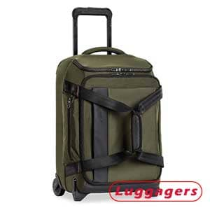 ZDX Upright Rolling Duffel and Carry-On Bag – Best for Easy Organization