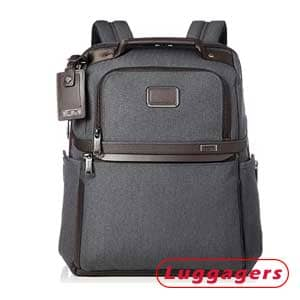Tumi Alpha 3 Slim Solutions 02603177 – Anthracite Backpack for your Computer