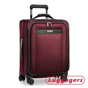 Transcend-Softside Expandable Wide-Body Carry-on – Best Versatile Carry On