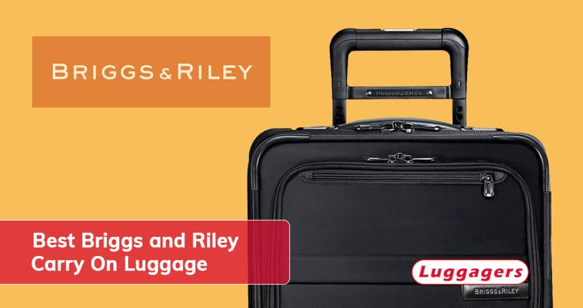 Best Briggs and Riley Carry On
