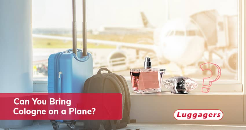 Can You Bring Cologne on a Plane?
