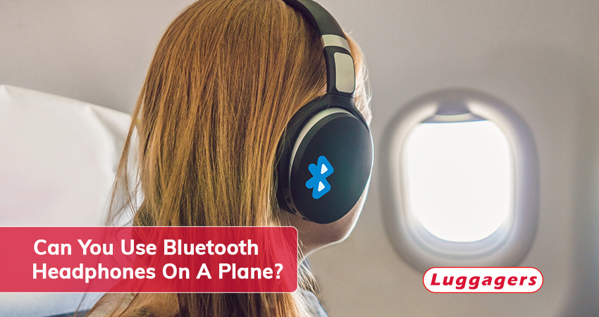 Can You Use Bluetooth Headphones On A Plane?