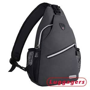 MOSISO Multipurpose Sling Backpack – Most comfortable to carry