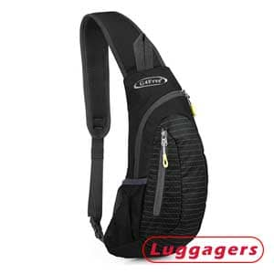 G4Free single strap backpack- Most lightweight