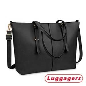 NEWWHEY Laptop Tote Bag for Women: Best Premium-Looking Bag