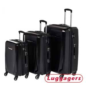 Samsonite Winfield 3 DLX Hardside Expandable Luggage: Best Overall