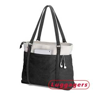 Bag Wizard Women Laptop Tote Bag for Work: Best Work and Casual Bag Combo