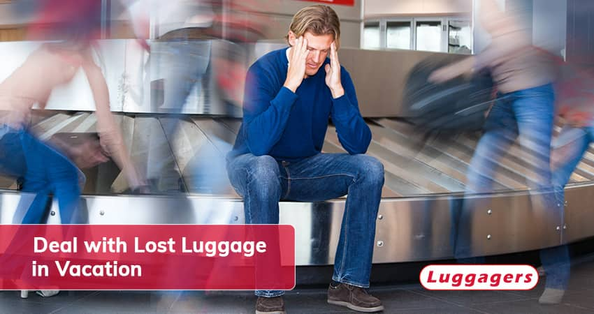 What to Do and How to Deal with Lost Luggage in Vacation